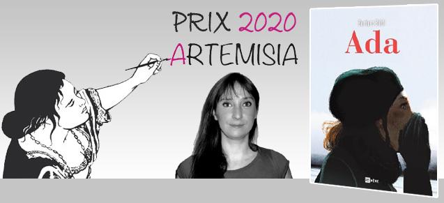 Barbara Baldi, Prix Artémisia 2020