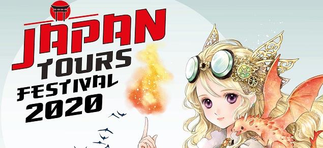 Japan Tours 2020 approche !
