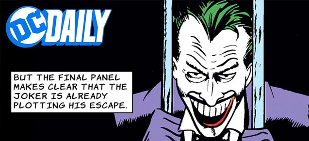 Le Joker souffle ses 80 bougies