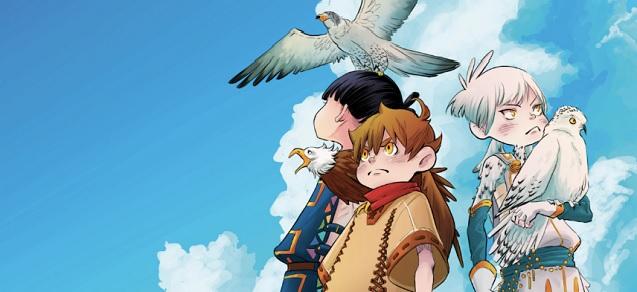 Le vainqueur de la 3e édition du Tremplin Manga est...
