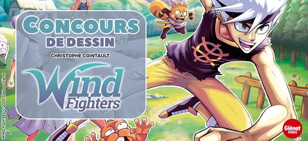 Concours de dessin Wind Fighters