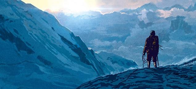 Le Sommet des Dieux en film d'animation