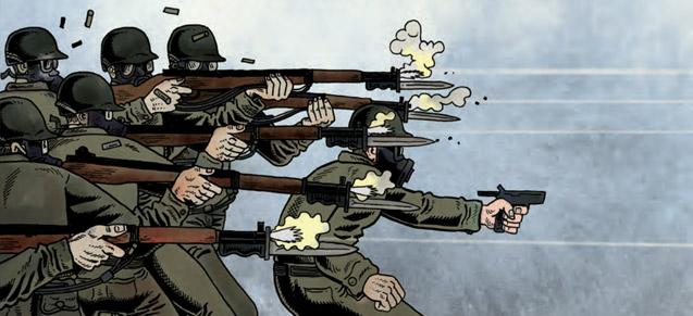 Kent State, Prix Comics de la Critique ACBD 2020