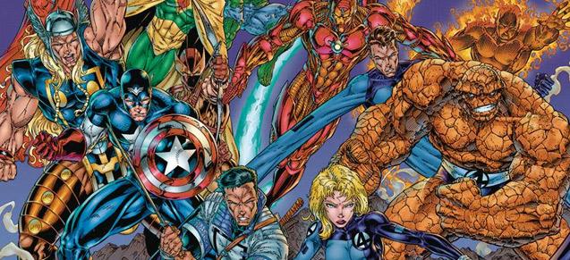Marvel bouge ses héros !