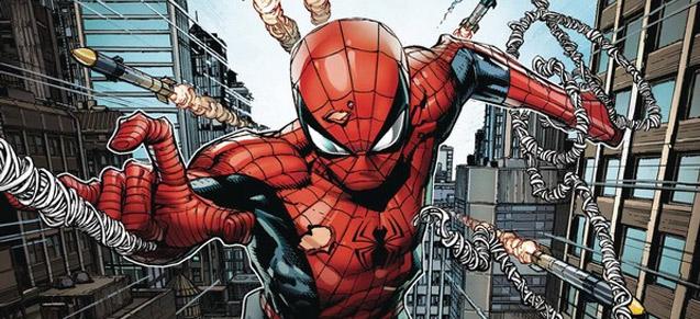 Non stop Spider-Man promet de démarer sur les chapeaux de roues !