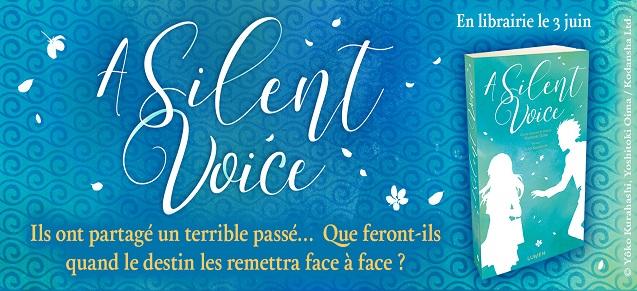 A Silent Voice : bientôt le roman !
