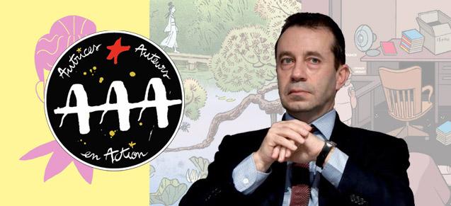 et si le Grand Prix d'Angoulême 2021 était... Bruno Racine ?