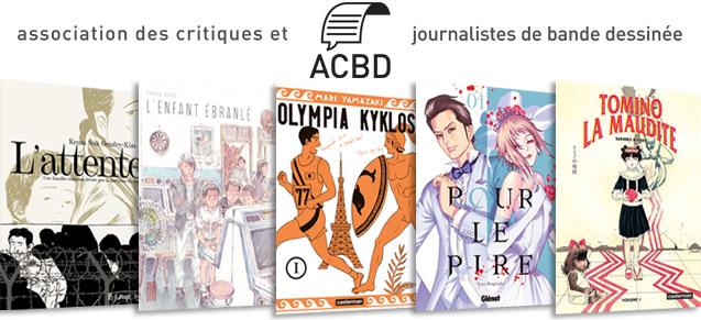 Prix Asie ACBD 2021 : les 5 finalistes