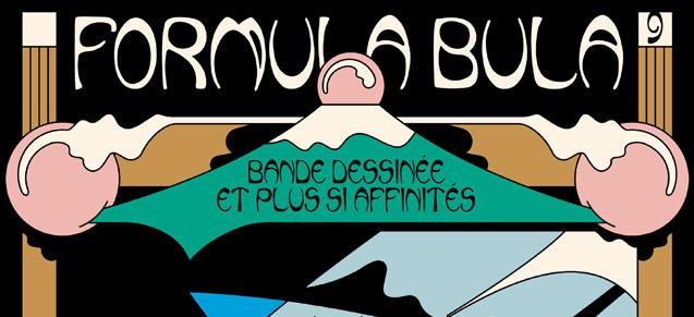 Formula Bula, le festival BD de Paris en septembre