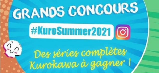 Le grand retour du #Kurosummer !