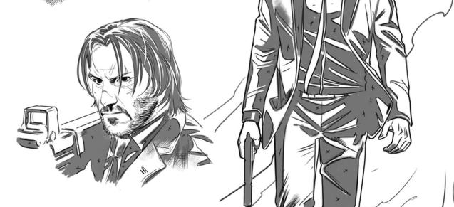 John Wick : une préquelle en comics