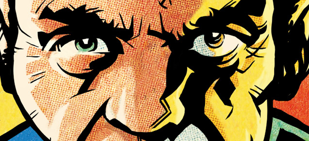 Kirby&Me : avant-première et dédicaces à Central-Comics le 1er juillet