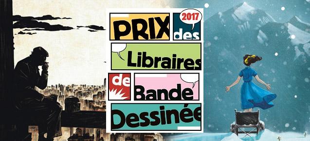 Giant et Edelweiss, Prix des libraires mai/juin