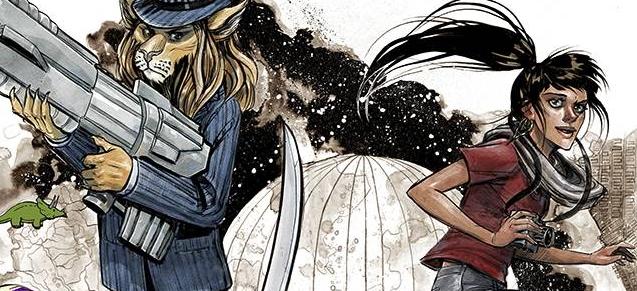 Shutter chez Glénat Comics en octobre !