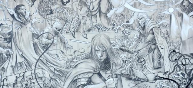 La série animée Castlevania écrite par Warren Ellis enfin disponible !
