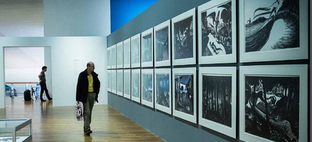 Hors cases, le 9ème art contemporain