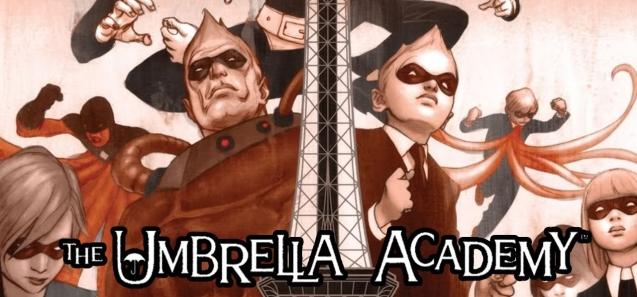 The Umbrella Academy, une série télé en chantier pour Netflix !