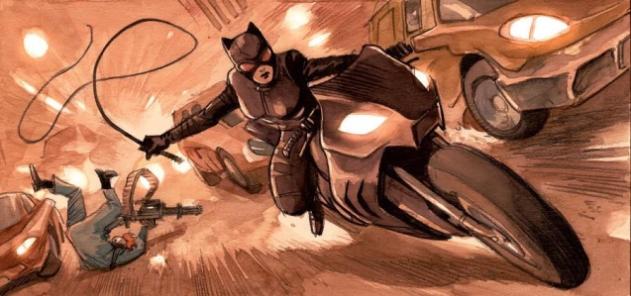 De nouveaux visuels et plus d'infos sur le Batman de Marini !