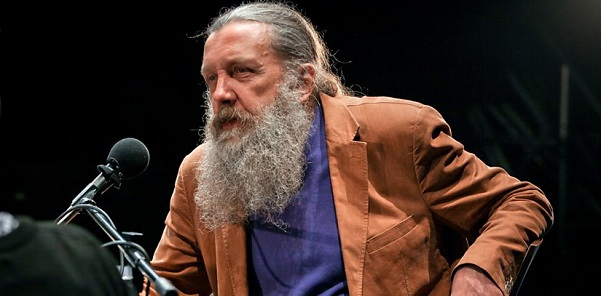 Alan Moore l'entretien version longue de France Inter