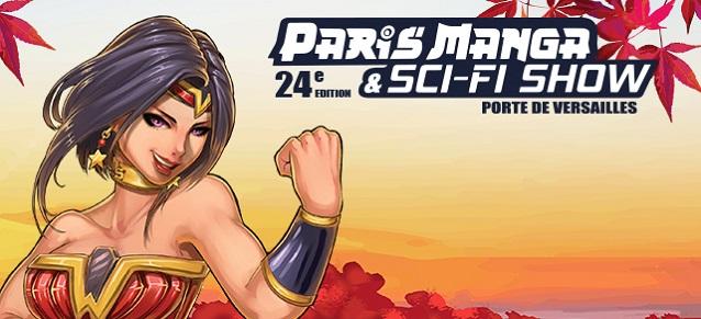 Paris Manga & Sci-Fi Show : les invités comics