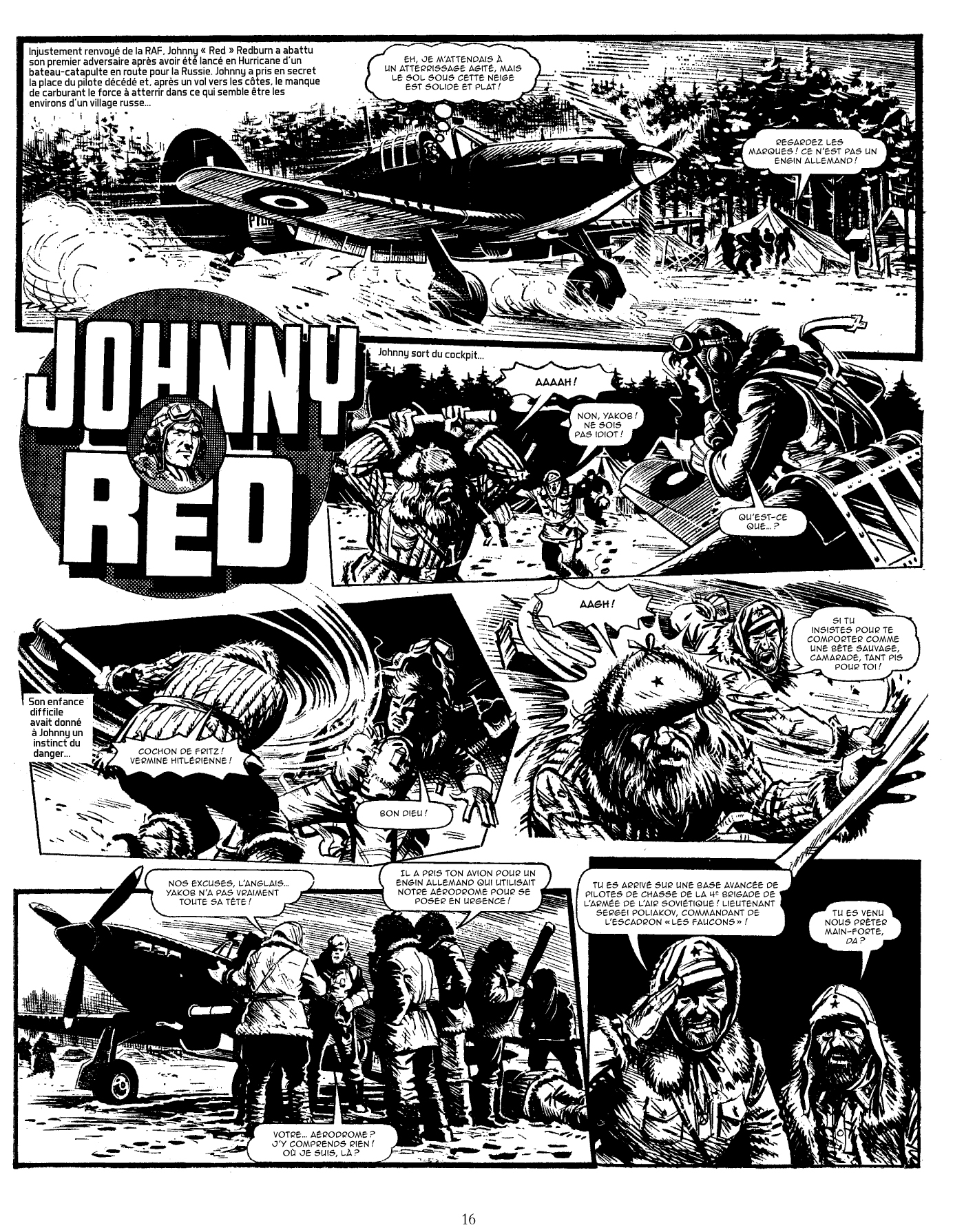 preview de  Johnny Red T1