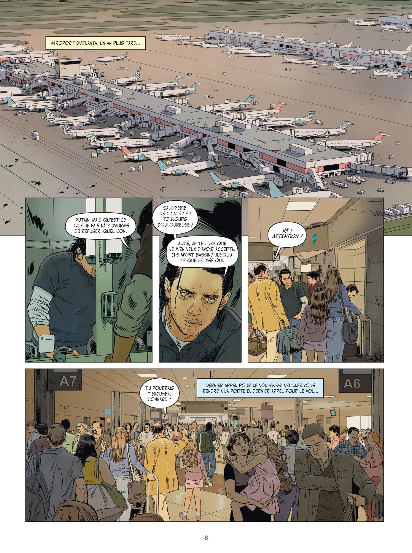 preview de  Seul survivant T1