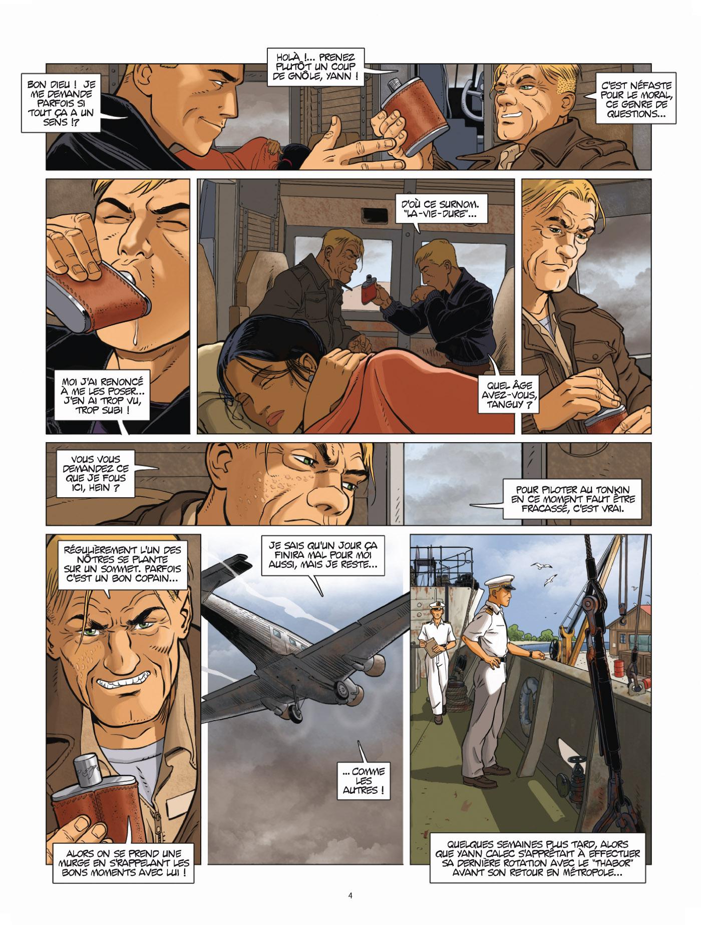 preview de L' Aviateur T1