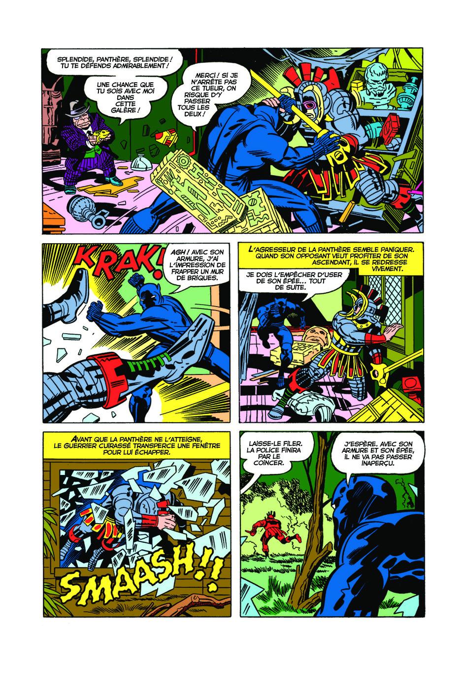 preview de Black Panther - Le monde va disparaître !