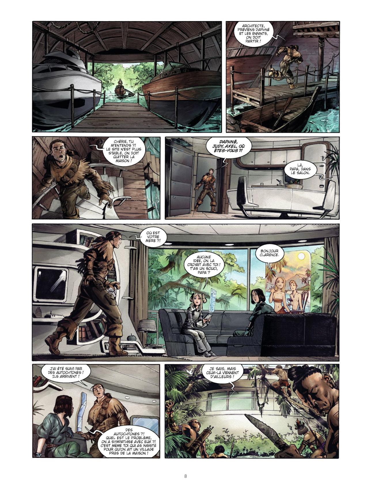 preview de  Colonisation T1