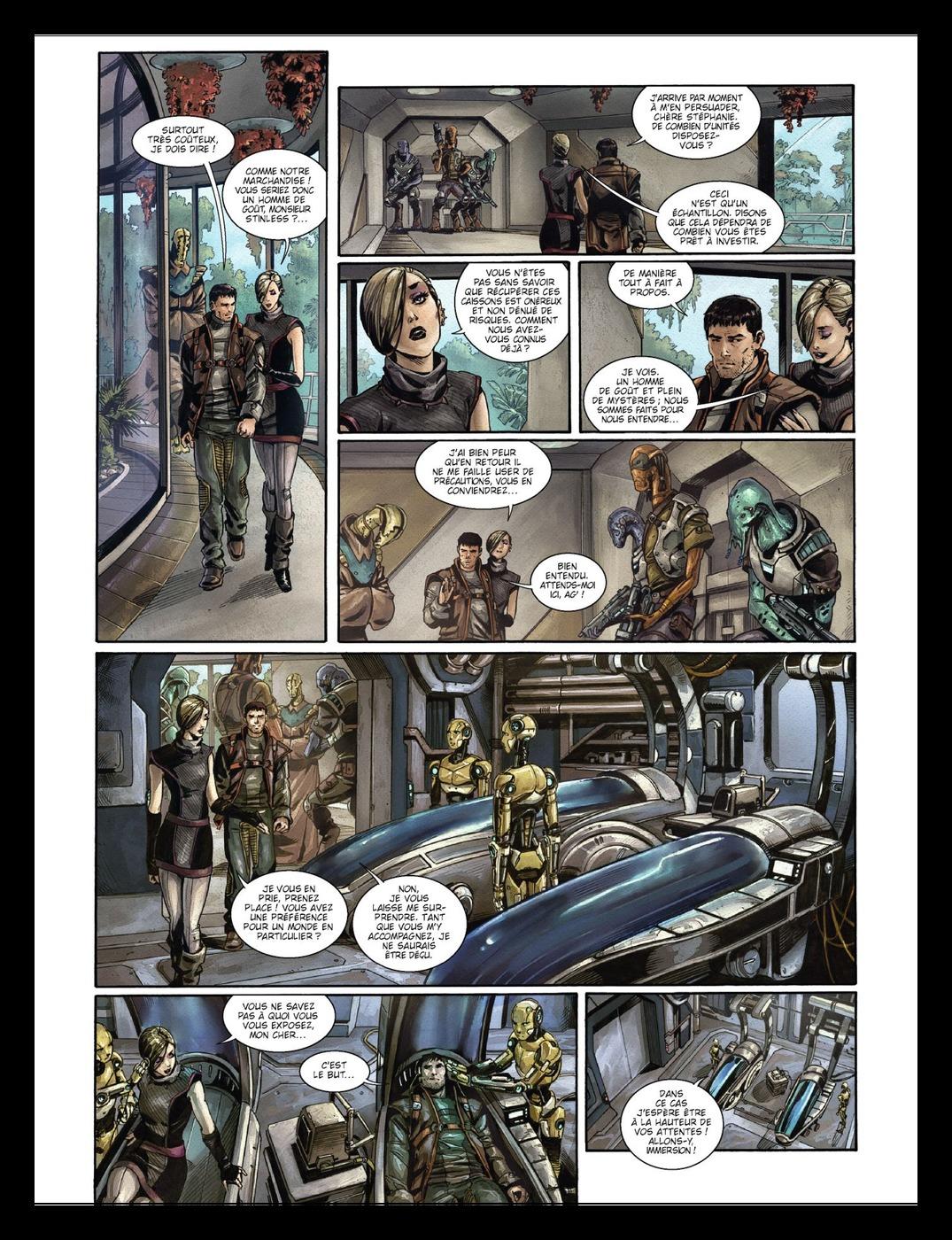 preview de  Colonisation T2