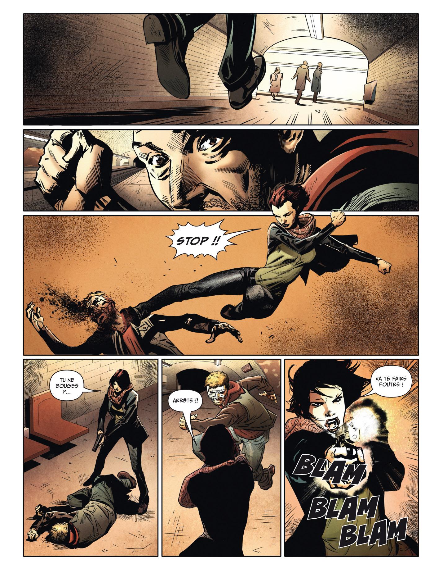 preview de L' Agent T1