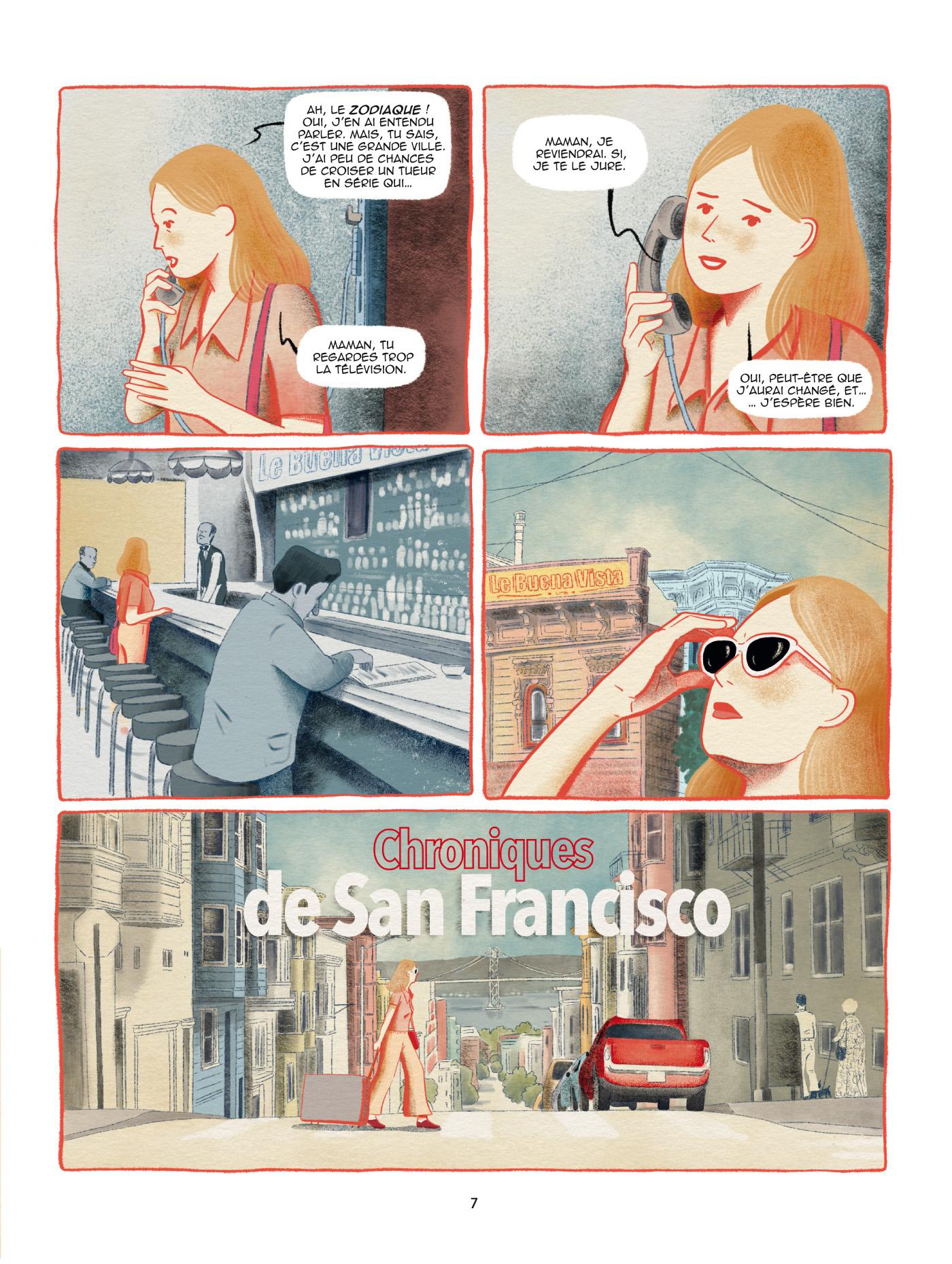 preview de  Chroniques de San Francisco T1