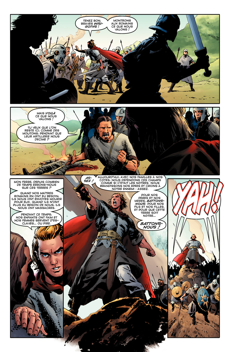 preview de  X-O Manowar (2012) – version librairie, T1