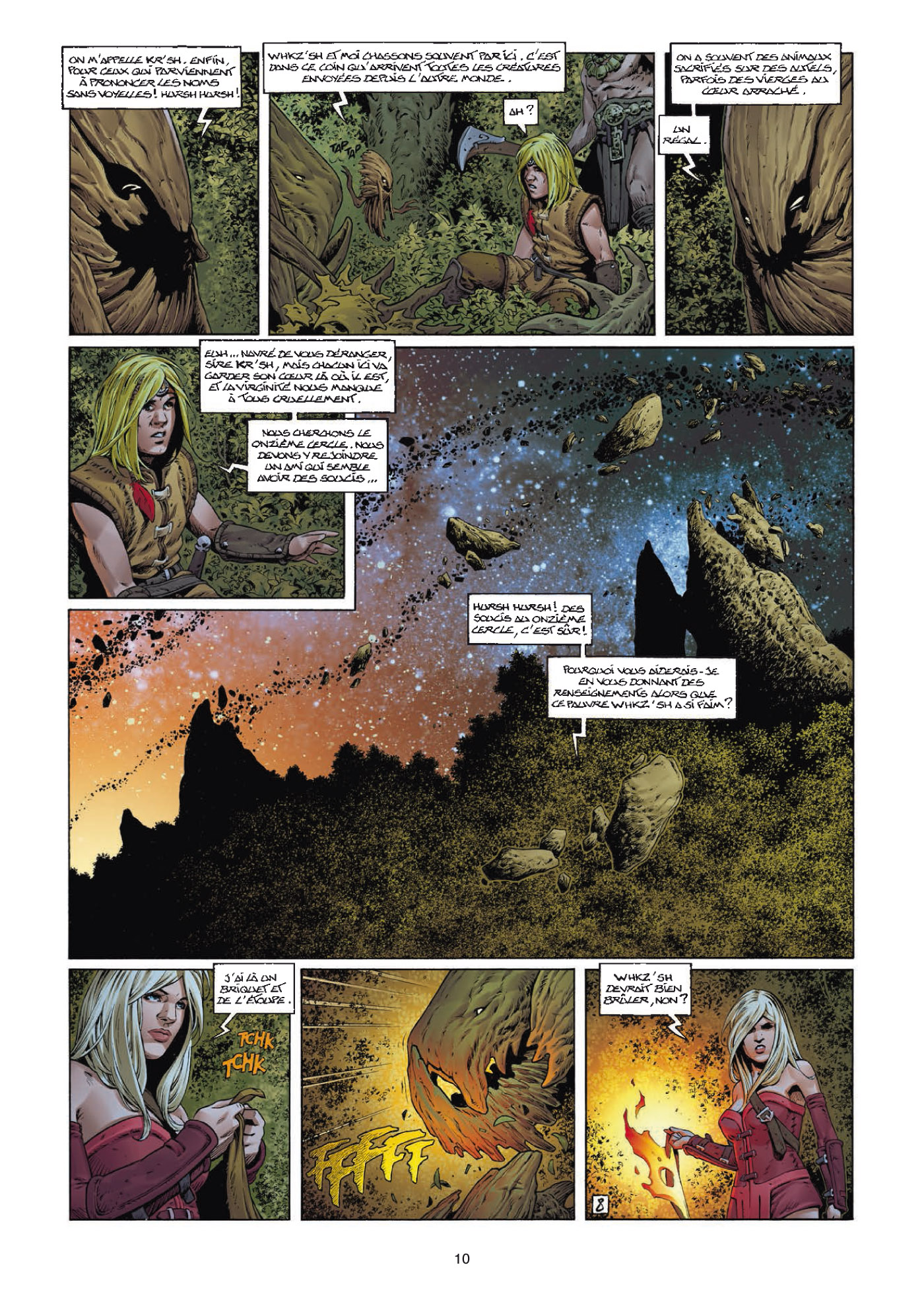 preview de Les forêts d'Opale T8