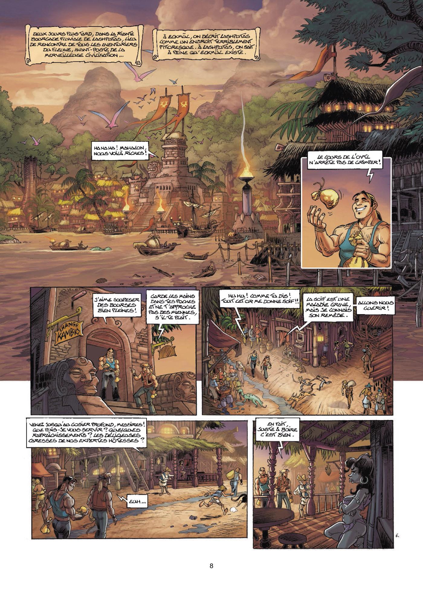 preview de Légendes de Troy - Ploneïs l'incertain