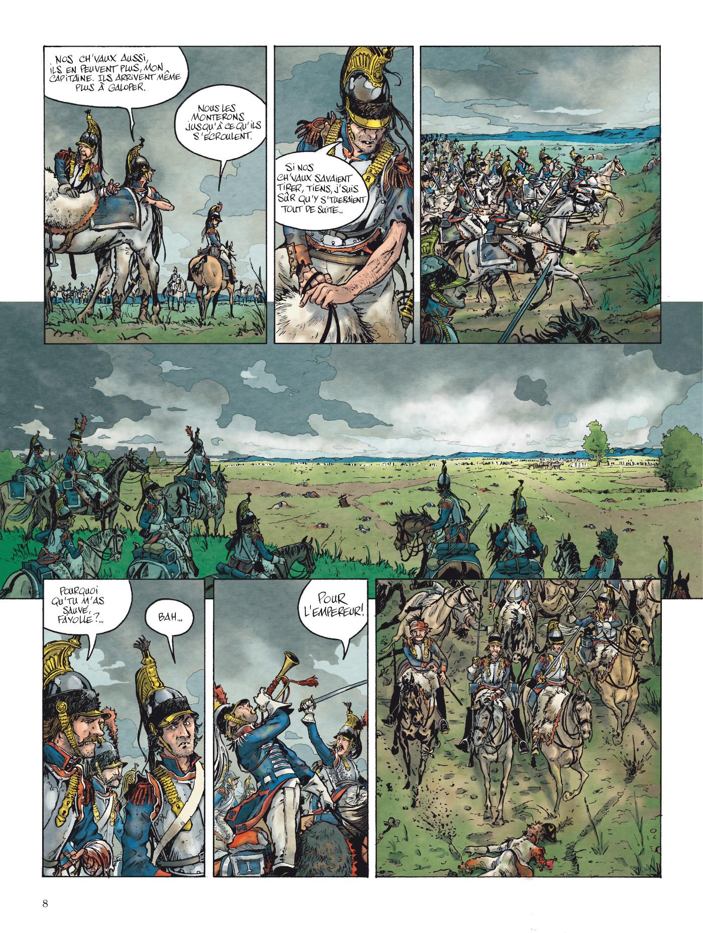 preview de La Bataille T3