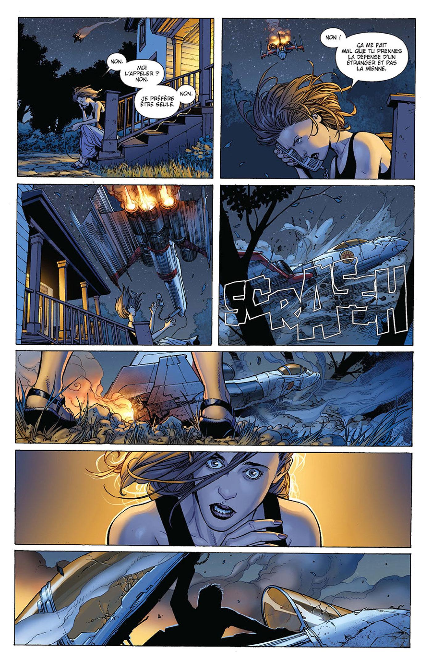 preview de Les Gardiens de la Galaxie (vol.3) T1