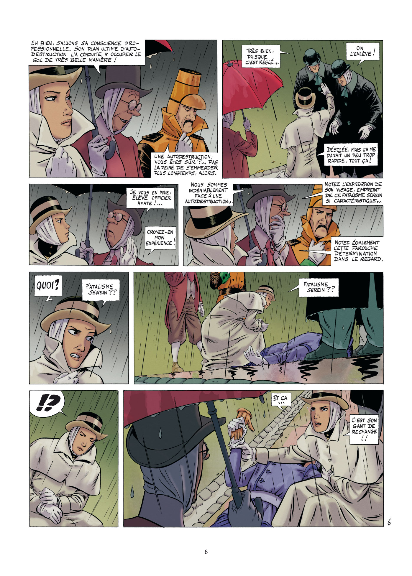 preview de  Horologiom T7