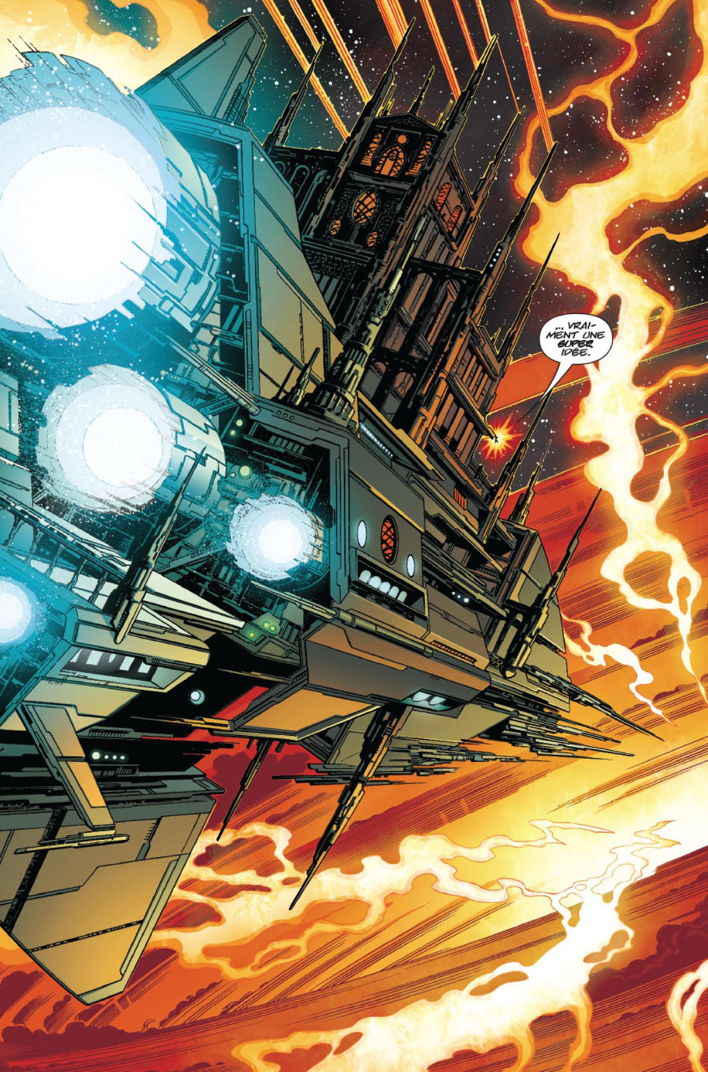 preview de Les Gardiens de la Galaxie (vol.2) T1
